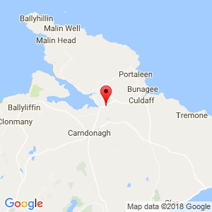 Culdonagh Manor Location Map